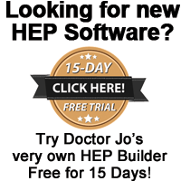 Try HEP Builder for FREE